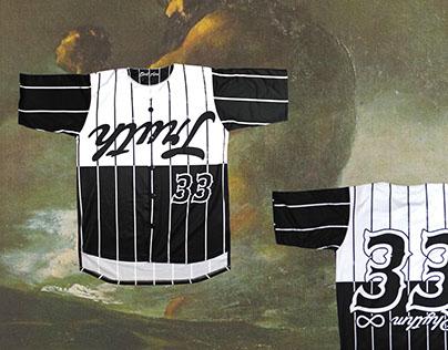 Truth (i) Baseball Jersey | Apparel Design - Apparel Gr