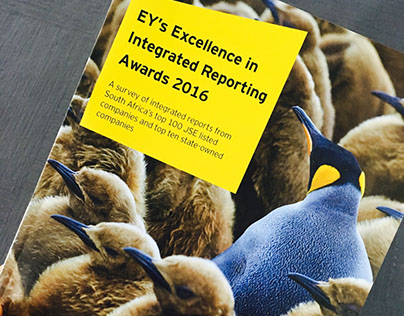 EY's Excellence in Integrated Reporting Awards 2016