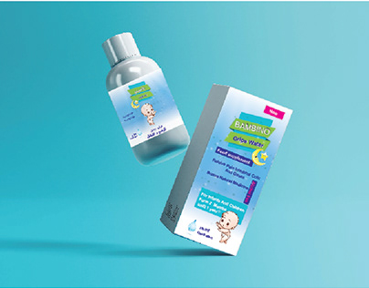 Medical Packaging And Lable ( Bambino- Gripe Water)
