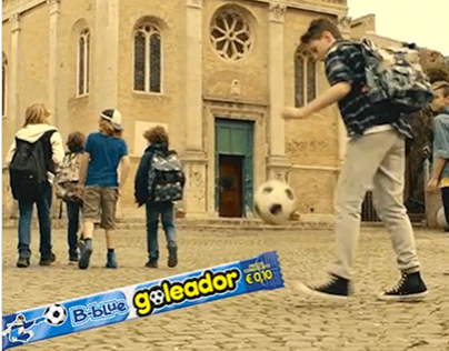 Goleador - Goleador per tutti - TVC Italy