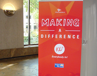 Corporate United Way Campaign