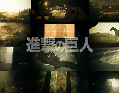 ATTACK ON TITAN :Netflix Main Title