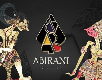 Abirani Fashion Designer Logo & Branding Design