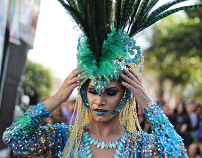 4º Parada de Luta LGBTQ+ do Oeste Catarinense