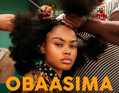 The Hair Appointment: OBAASIMA, on InStyle Magazine