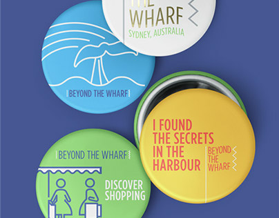 Beyond the Wharf - Sydney Harbour