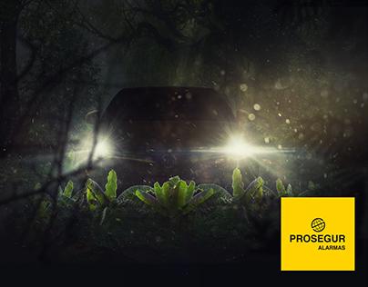 Fotomontajes - Campaña Feroces / Prosegur