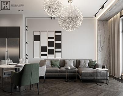 DE&DE/Emerald apartment