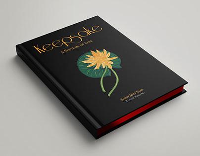 Illustrated Book Design - Keepsake
