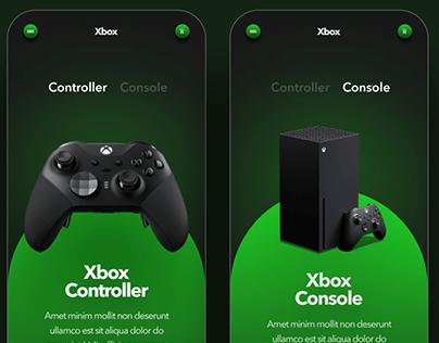 Концепт Xbox