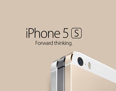iPhone 5s Brochure