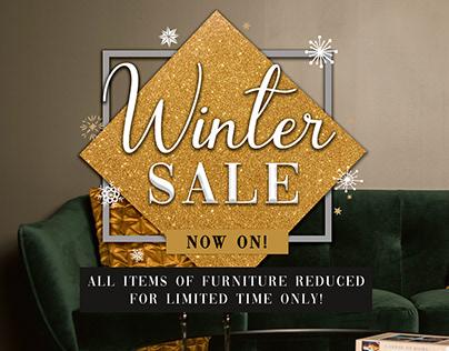 Winter Sale 2019 Promotion