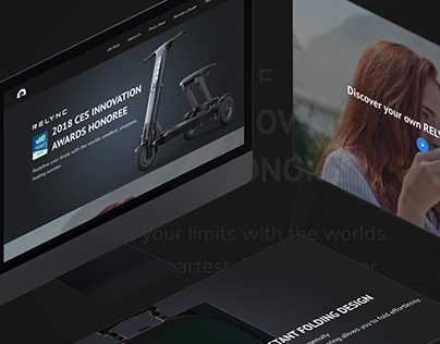 Relync - ecommerce Shopify website