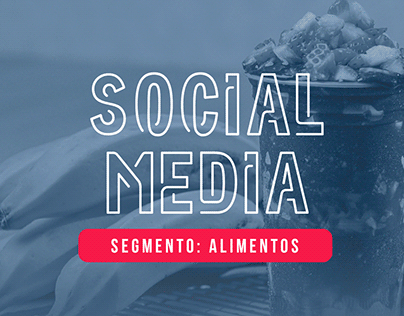 Social Media - Açaí