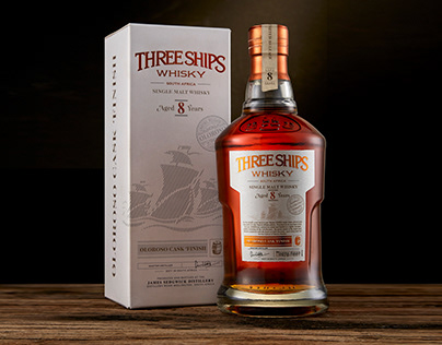 Three Ships Whisky Limited Release