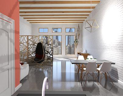Advanced Vis- Loft Design