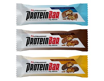 nutramino proteinbar