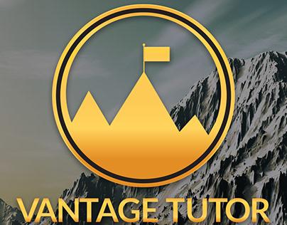 Vantage Tutor Logo