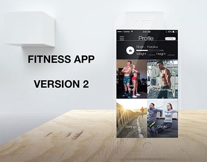 Workout App Version 2