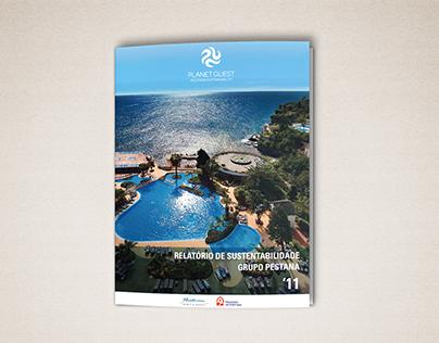 Sustainability Report 2011 - Pestana