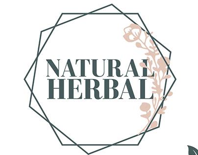 Natural Herbal identity