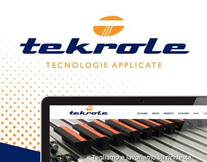Tekrole - Website