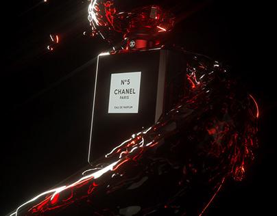 Chanel - Motion design 3d