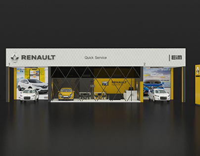 Renault Service Center in North Coast