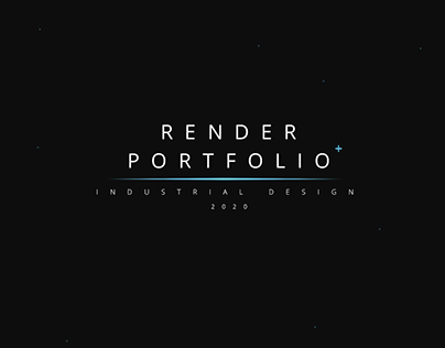 Render Portfolio 2020