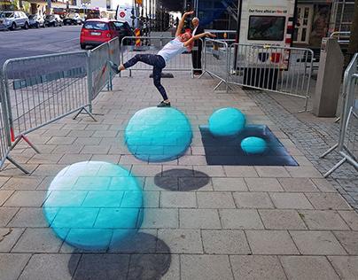 3D balls (Sweden)