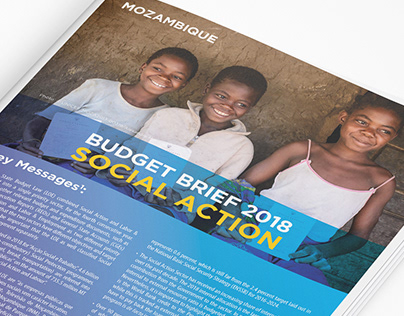 INFOGRAPHICS and PUBLISHING,Budget Brief SPEaR 18