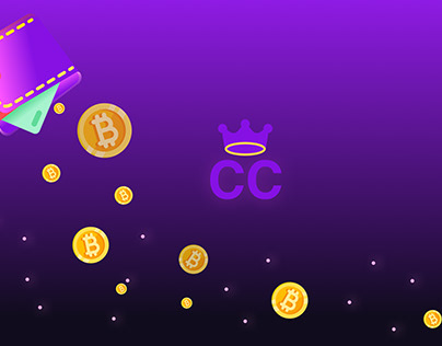 Cryptocurrency website (competition project)