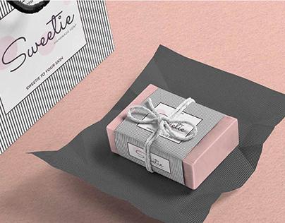 SWEETIE-Brand Design For Handmade Soap