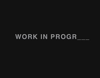 NOVO - App Design (Work In Progress)