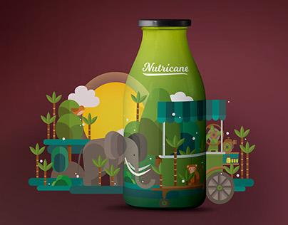 Nutricane - Packaging Design