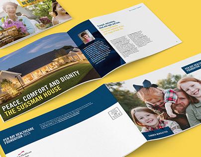 Pen Bay Healthcare Foundation | Brochure Design