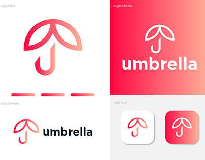UMBRELLA Logo Design Branding