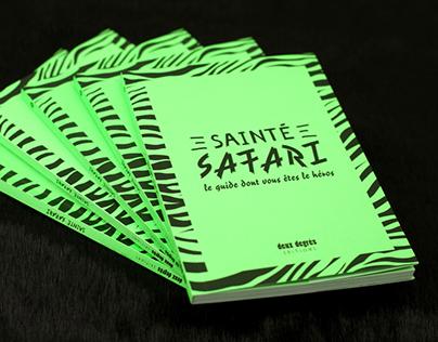 """""""Sainte Safari"""" city guide"""