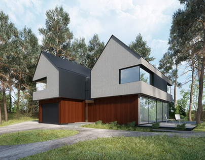 Single family house | Ternopil | 2014