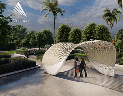 Al-Mesthya shade