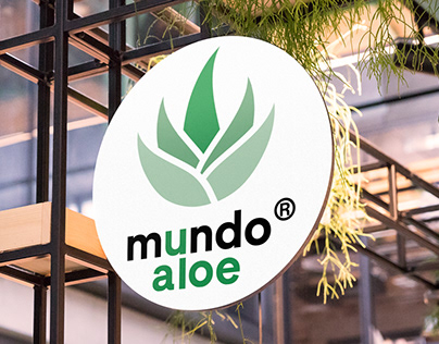 Logo para Mundo Aloe®