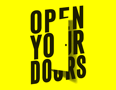Open your doors-Against discrimination of refugees