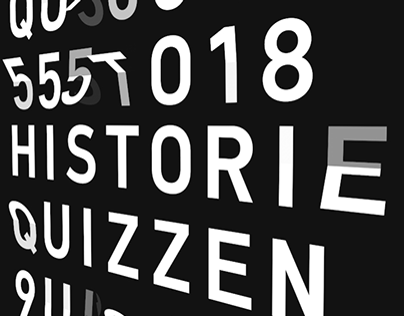 Historie Quizzen, Broadcast Design