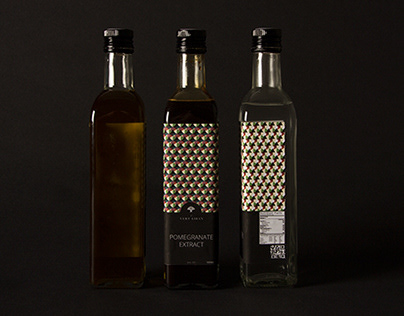 Le Vert Liban Cultural packaging design