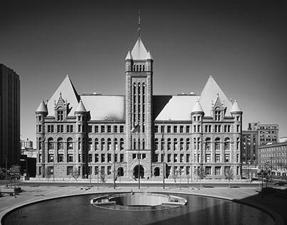 4x5: Minneapolis Government Center