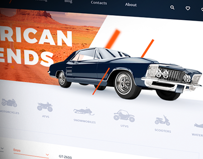 Motor – Vehicles, Parts & Accessories WordPress Theme