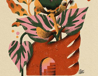 Varanda Botânica