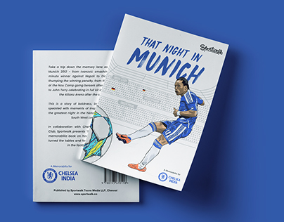 That Night in Munich - A Memorabilia Book on Chelsea FC