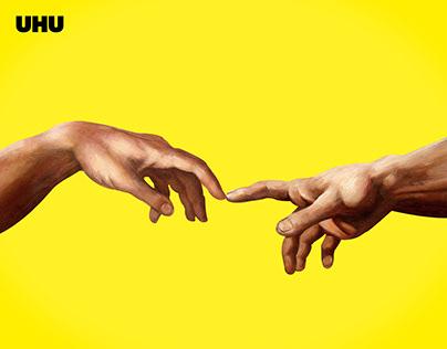 UHU Adhesive // Ad campaign