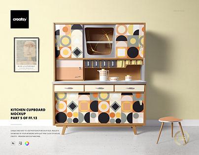 Kitchen Cupboard Mockup (5FFv.13)
